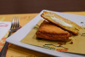 Mozzarella in carrozza (1 pz)
