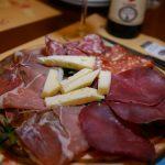 Tagliere di salumi e formaggi misti