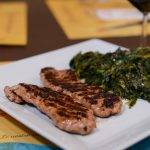 Salsicce e friarielli (al piatto)