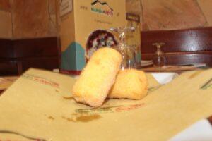Crocchette di patate (5pz)